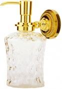Подробнее о Дозатор для мыла Boheme Imperiale  10418 настенный золото /хрусталь