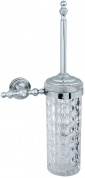 Подробнее о Ерш для туалета Boheme Brilliante  10443 настенный хром / хрусталь