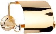 Подробнее о Бумагодержатель Boheme Chiaro  10501 закрытый  золото / Swarovski