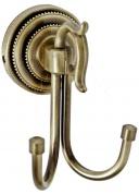 Подробнее о Крючок Boheme Medici  10606 двойной бронза