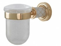 Подробнее о Стакан Boheme Murano  10904 CR настенный  хром / стекло прозрачное
