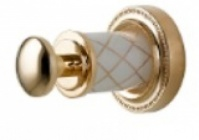 Подробнее о Крючок Boheme Murano  10906 CR одинарный хром