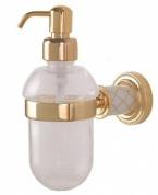 Подробнее о Дозатор для мыла Boheme Murano  10912 CR настенный  хром / стекло прозрачное
