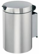 Подробнее о Ведро мусорное Brabantia  313264 (3 литра Matt Steel (сталь матовая