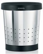Подробнее о Корзина  Brabantia  364280 для бумаг (5 литров Brilliant Steel (сталь полированная