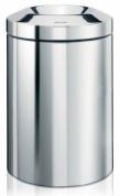 Подробнее о Корзина  Brabantia  378928 для бумаг (7 литров несгораемая Brilliant Steel (сталь полированная