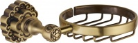 Подробнее о Мыльница-решетка Bronze de LUX  K25202 настенная  бронза