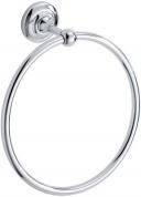 Подробнее о Полотенцедержатель Carbonari Gamma  ANGA CR кольцо хром