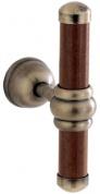 Подробнее о Крючок Carbonari Silvia Anticata  APSI ANT BR двойной античная бронза /дерево