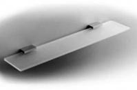 Подробнее о Полка Colombo Look   B1616.000 стеклянная 60 х h3 cм хром / стекло