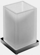 Подробнее о Стакан Colombo Look  B1641.000 настольный хром / стекло матовое