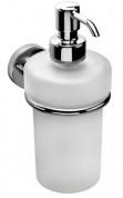 Подробнее о Дозатор для мыла Colombo Basic  B9332 подвесной хром / стекло матовое