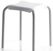 Подробнее о Стульчик Colombo Hotel Collection  В9955 BL сиденье пластик белый