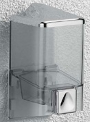 Подробнее о Дозатор для мыла Colombo Hotel Collection  B9970.000 подвесной хром / пластик