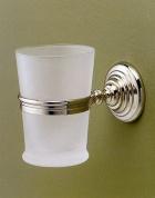 Подробнее о Стакан Devon&Devon Chelsea  DD213IN подвесной латунь  / стекло матовое