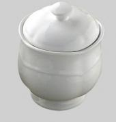 Подробнее о Контейнер Devon&Devon Emily MIL526E настольный керамика белая