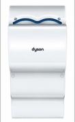 Подробнее о Сушилка Dyson  300678-01 для рук dB AB 14 белый пластик