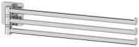 Подробнее о Полотенцедержатель Ellux Avantgarde  AVA 017 тройной длина 37,2 см хром