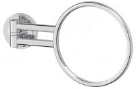 Подробнее о Зеркало Ellux Elegance Ele 058 косметическое диаметр 14,6 cм хром