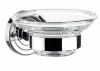 Подробнее о Мыльница Emco Polo 0730 001 00 настенная  хром / стекло прозрачное