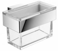 Подробнее о Стакан Emco Vara  4219 001 00 настенный  хром / стекло прозрачное