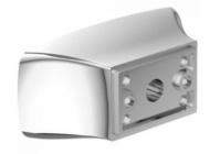 Подробнее о Крепление для аксессуаров Emco Vara  4280 001 07 универсальное вариант 08 хром