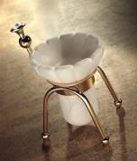 Подробнее о Подставка Etruska Diamond  1706/55 для стакана золото Swarovski