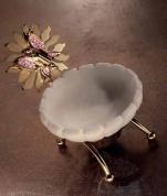 Подробнее о Подставка Etruska Papillon  4757/55/PERLA для настольной мыльницы золото / белый