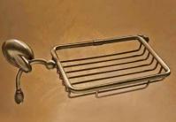 Подробнее о Мыльница-решетка Etruska Retro  8553/53 настенная хром