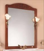 Подробнее о Зеркало Etruska Nodo  S81.F03 настенное 98 х h 115 см настенное в раме цвет вишня