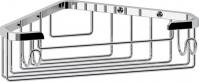 Подробнее о Полка FBS Ryna  RYN 002 решетка угловая глубокая хром