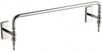 Подробнее о Полотенцедержатель Globo Paestum  PAAC44 одинарный 40 см хром