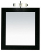 Подробнее о Зеркало Globo Paestum  PASL59 800 х h900 мм  цвет рамы wenge