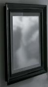 Подробнее о Зеркало Globo Relais  SP080NE 800 х h900 мм  с подсветкой рама черная