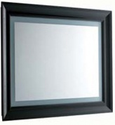 Подробнее о Зеркало Globo Relais  SP120NE 1200 х h900 мм  с подсветкой рама черная