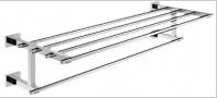 Подробнее о Полка-решетка Grohe Essentials Cube  40512000 длина 60 см хром