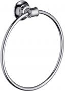 Подробнее о Полотенцедержатель Hansgrohe Ax Montreux  42021000 кольцо хром