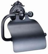 Подробнее о Бумагодержатель Hayta Gabriel  13903-4/VBR закрытый Antic Brass (состаренная латунь
