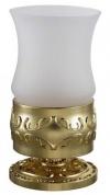 Подробнее о Стакан Hayta Gabriel  13916-1/GOLD  настольный золото/стекло