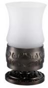 Подробнее о Стакан Hayta Gabriel  13916-1/VBR настольный Antic Brass (состаренная латунь/стекло