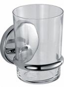 Подробнее о Стакан Inda Colorella  A 23100 CR настенный хром / стекло