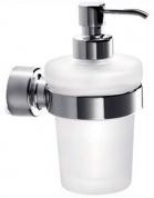Подробнее о Дозатор для мыла Inda Touch  A 46670 CR настенный хром / стекло матовое