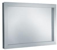 Подробнее о Зеркало Keuco Edition 300  30096.013000 с подсветкой 95 х 65 см нержавеющая сталь