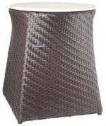 Подробнее о Корзина для белья Koh-i-Noor Loft  2362 DB 36 х h47 х 36 см раттан цвет темно-коричневый