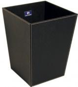 Подробнее о Корзина для белья Koh-i-Noor Eco Pelle  2603 BK 23 х h30 х 23 см цвет черный