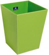 Подробнее о Корзина для белья Koh-i-Noor Eco Pelle  2603 LGR 23 х h30 х 23 см цвет зеленый