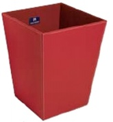 Подробнее о Корзина для белья Koh-i-Noor Eco Pelle  2603 RD 23 х h30 х 23 см цвет красный