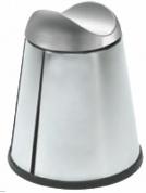 Подробнее о Ведро Koh-i-Noor Carlino  5364 KK для мусора круглое цвет хром