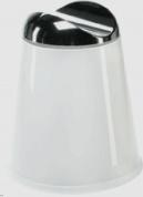 Подробнее о Ведро Koh-i-Noor Carlino  5364 KV для мусора круглое цвет белый