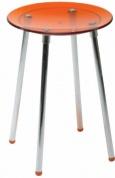 Подробнее о Стульчик Koh-i-Noor Noni  5365 KA для душевой кабины душа цвет сиденья оранжевый